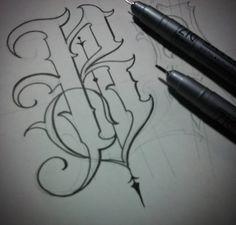 Letras Graffiti – Graffiti World Chicano Tattoos Lettering, Tattoo Lettering Design, Graffiti Lettering Fonts, Graffiti Tattoo, Calligraphy Tattoo, Tattoo Script, Graffiti Alphabet, Calligraphy Letters, Tattoo Fonts