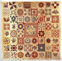 Sharing a passion for quilts