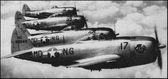 Republic P-47 D