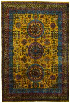 Size: x Construction: Hand Knotted. Collection: MG. Sari Silk, Bohemian Rug, Construction, India, Turquoise, Contemporary, The Originals, Rugs, Colors