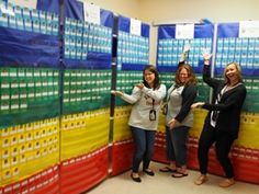 """MVCSC is Rated an """"A"""" District - Fortville Elementary School Student Data Walls, School Data Walls, Student Data Tracking, Data Binders, Data Notebooks, Professional Learning Communities, Professional Development, Classroom Data Wall, Data Boards"""