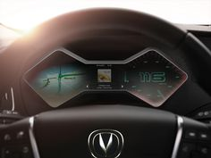 martijn zwart changan ui 620x465 17 Examples Of Brilliant Car UI and HUD Design
