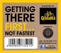 Qhubeka CYCLE FORCE bracelets raise funds for Qhubeka to distribute bikes in communities. Team MTN Qhubeka also rides for Qhubeka and wears the yellow, beaded bracelet to raise awareness. www.beadcoalition.com