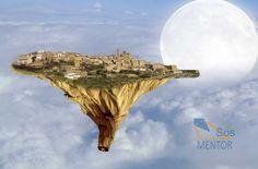 Aula Mentor de Sos del Rey Católico: Efecto realizado en el curso de Photoshop