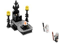Defeat Saruman in The Wizard Battle at The Tower of Orthanc!