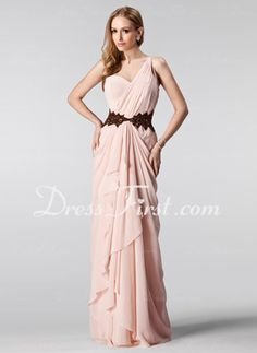 A-Line/Princess One-Shoulder Floor-Length Ruffle Beading Sequins Cascading Ruffles Zipper Up Regular Straps Sleeveless No Pearl Pink Spring Fall General Plus Chiffon Prom Dress Turquoise Prom Dresses, Ombre Prom Dresses, White Homecoming Dresses, Senior Prom Dresses, Prom Dresses Two Piece, Prom Dresses 2015, Cute Prom Dresses, Prom Dresses For Sale, Mermaid Prom Dresses