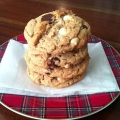 Double Chocolate Chip PB Cookies by porkandperiwinkle