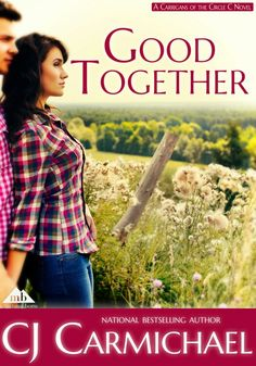 WIN a paperback copy of GOOD TOGETHER by RITA nominee CJ Carmichael. Features at Beyond My Writing Space 10th March 2014 https://Eriny-Cawood.BlogSpot.com