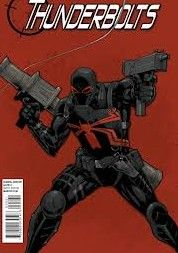 This is Agent Venom is his Thunderbolts costume. #Venom #AgentVenom #Thunderbolts #Marvel
