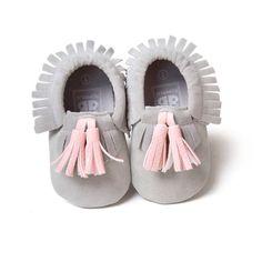 Girls Pram Crib Shoe 1st Birthday Princess Baby Shoes Moccasin Cake smash Photo  | eBay