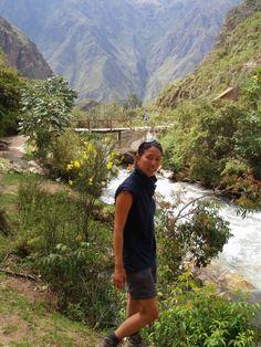 Walking the Inca Trail, Peru @Worldette