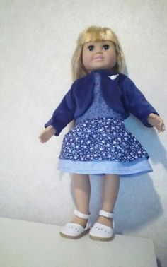 American Girl Doll Outfit by CarolinaDollClothes on Etsy, $8.00