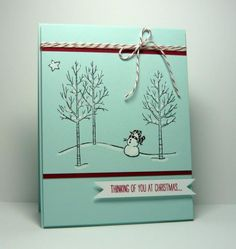 This card is a CASE of a darling CAS card created by Joanne James for a recent Freshly Made Sketches challenge.