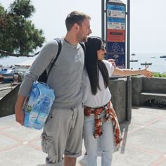 Me: Brian, come here. Be my other half of the sandwich Brian: Yes. Panini.  #Sense8 #Positano #MaxRiemelt #Brianjsmith