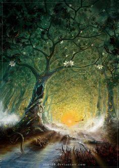 Magic Forest<3