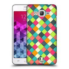 Pouzdro na mobil Samsung Galaxy Grand Prime HEAD CASE WOVEN