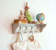 Heart shelf.