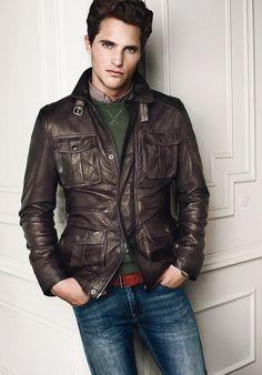 Wow, qué chaqueta!!!