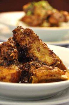 Pork Spareribs with Paprika Tomato Sauce | Pinoy Recipes | Free Filipino Food Recipes