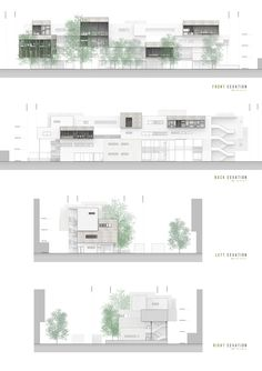 The Urban Elderly Community Center is the Final Degree Project for my Bachelor of Architecture. The project's site is at Pudu, Malaysia, an aging city which getting deserted nowadays.