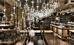 Hedonism Wines | Universal Design Studio / Speirs + Major | London | Lighting | Architectural Record