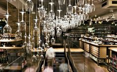 Hedonism Wines | Universal Design Studio / Speirs + Major | London | Lighting | Architectural Record
