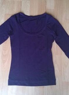 Fialové tričko H&M s tříčtvrtečním rukávem vel. XS. Kupuj mé předměty na #vinted http://www.vinted.cz/damske-obleceni/s-three-fourths-rukavem/15223707-fialove-tricko-hm-s-trictvrtecnim-rukavem-vel-xs