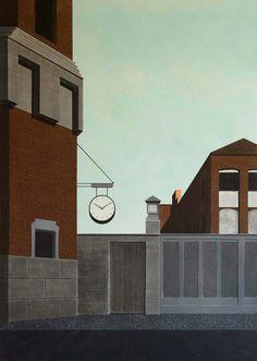 Arduino Cantafora's • Urban Landscapes