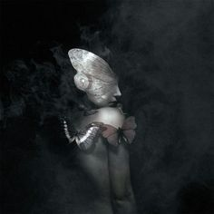 Insect Queen by Federico Bebber, via Behance