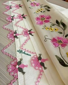 Hand Embroidery, Embroidery Designs, Crochet Bedspread, Needle Lace, Homemade Beauty Products, Lace Making, Filet Crochet, Lace Design, Baby Knitting Patterns