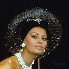Sophia Loren, 1973 Fotografie-Druck bei AllPosters.de