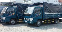 Xe tải chở hàng thuê tại Cầu Giấy