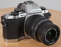 Olympus OM-D E-M10 Guided Tour #photography #camera #gear