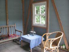 Inside of garden shed Moose Färg