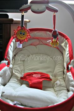 Tiny Love 3-in-1 Rocker Napper ($99.99 ARV) #Giveaway http://mysillymonkeys.com/2013/05/tiny-love-3-in-1-rocker-napper-99-99-arv-giveaway/#comment-153555