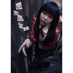 いいね!455件、コメント1件 ― I do not own these picturesさん(@jeremy.trace)のInstagramアカウント: 「#Anime #cosplay #kakegurui #yumeko #jabami CN : Lukpud Littlesheep (@lukpuds) Check out her page :…」