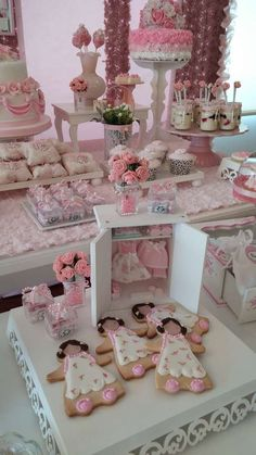 Shabby chic Birthday Party Ideas | Photo 10 of 16 | Catch My Party