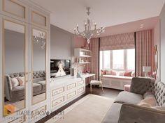 Ideas for baby bedroom luxury room decor Small Room Bedroom, Small Rooms, Home Bedroom, Bedroom Decor, Baby Bedroom, Bedroom Girls, Girls Room Design, Girl Bedroom Designs, Luxury Rooms