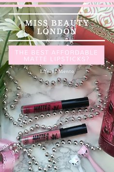 The Best Affordable Matte Lippie?