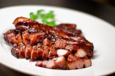 BBQ Pork |Chinese Food Recipes 中餐食谱
