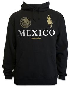 Mexico Chicano Streetwear West Coast Streetwise Narco Polo Long Sleeve T-Shirt