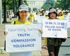 Falun Gong March in Washington, DC_29