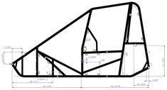 Triple X Race Co : Midget Chassis Dimensions Drift Trike Frame, Go Kart Frame, Go Kart Plans, Diy Go Kart, Sand Rail, Dirt Racing, Thunder And Lightning, Sprint Cars, Mechanical Engineering
