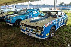 #Ford #Capri et #Escort aux Grandes Heures #Automobiles à #Montlhéry Reportage complet : http://newsdanciennes.com/2015/09/29/grand-format-les-grandes-heures-automobiles/ #Vintage #Cars #Classic_Cars #Voitures #Anciennes