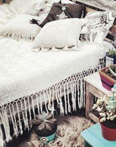 bohemian bedroom ideas 11