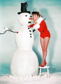 Christmas. Debbie Reynolds