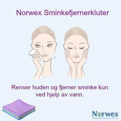 Norwex Sminkefjernerkluter