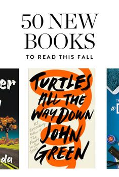 We might not be going back to school this September, but that doesn't mean we can't get in on the smarty-pants spirit. Here, 50 new books we can wait to read this fall.