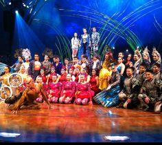 Cirque du Soleil Amaluna media event