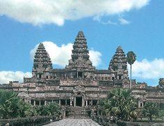 Angkor Wat : de parel van Cambodia, de grootste tempel ter wereld.
